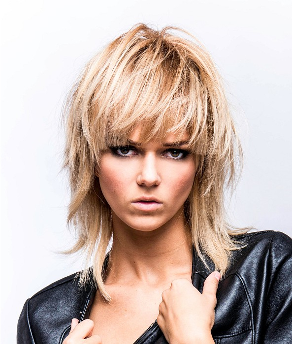 Long Choppy Hairstyles With Regard To Choppy Long Hairstyles (View 14 of 25)