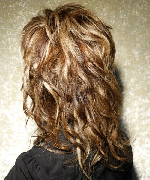 Long Choppy Layered Haircuts Back View – Google Search   Hair   Long Pertaining To Long Hairstyles Front And Back View (View 8 of 25)