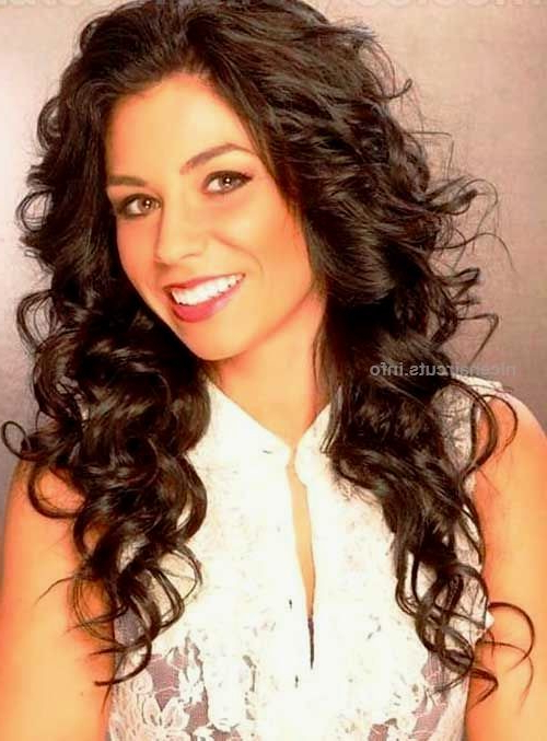 Long Curly Hairstyles For Round Faces 7… Long Curly Hairst… | Flickr Regarding Long Curly Hairstyles For Round Faces (View 2 of 25)