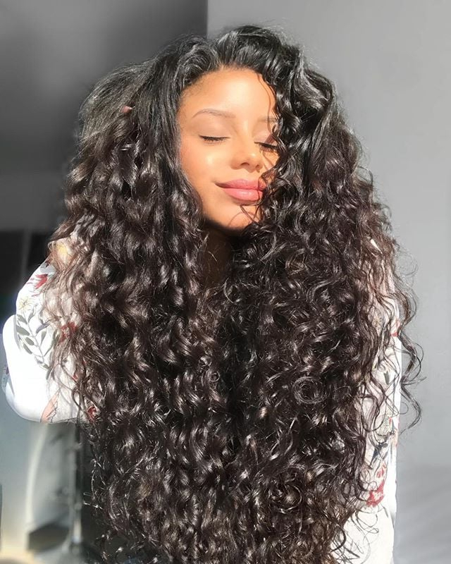 Long, Curly Hairstyles | Popsugar Beauty Uk Regarding Long Curly Hairstyles (View 21 of 25)