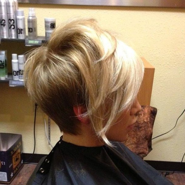 Long Front Short Back Hairmitzi | Haircuts In 2019 | Long Hair Intended For Hairstyles Long Front Short Back (View 4 of 25)