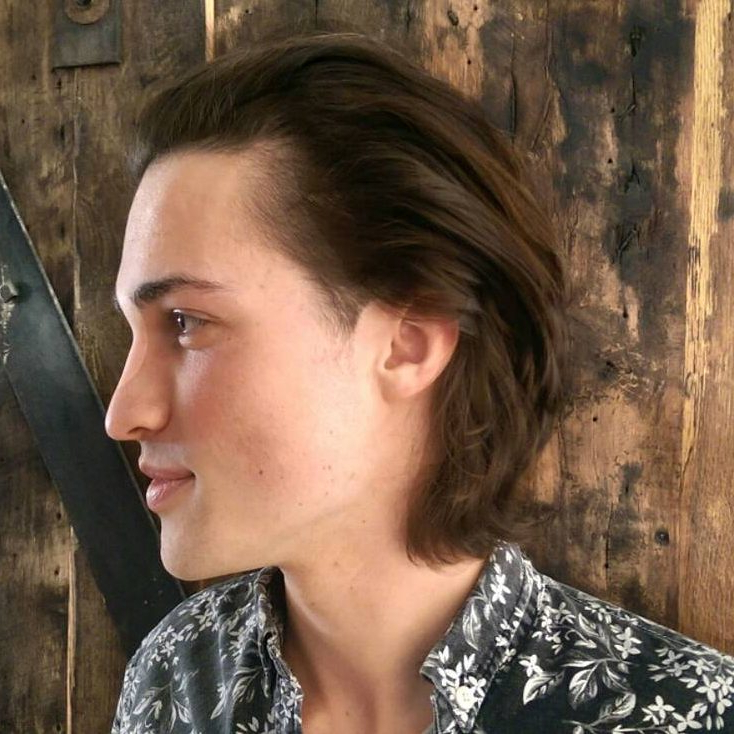 Long Hair Ideas For Men Throughout Neck Long Hairstyles (View 21 of 25)