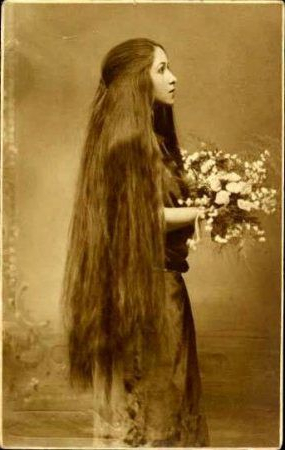 Featured Photo of Long Victorian Hairstyles
