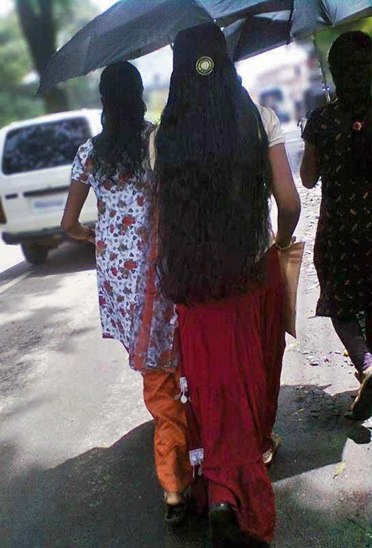 Long Hair Indian Women   Kerala Girl With Long Hair   Long Hair In Long Hairstyles In Kerala (View 5 of 25)