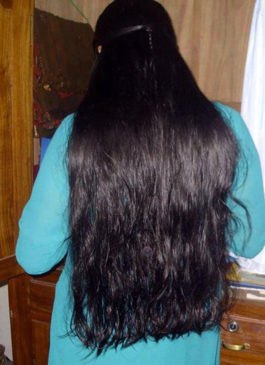 Long Hair Indian Women   Kerala Girl With Long Hair   Long Hair Inside Long Hairstyles In Kerala (View 21 of 25)