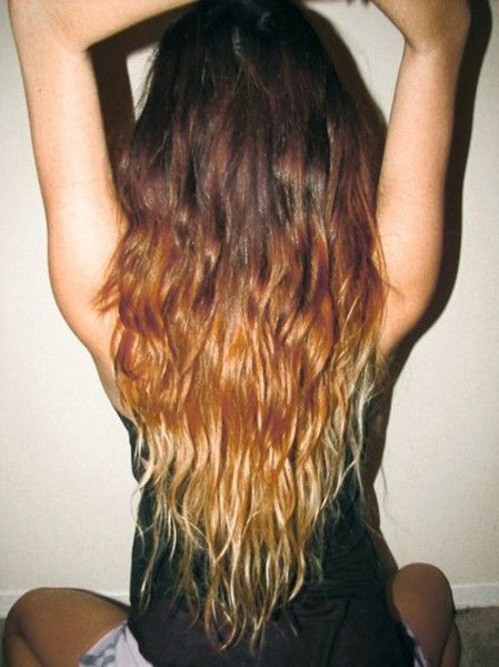 Long Hair With A V Shape Cut At The Back – Women Hairstyles Throughout Long Hairstyles V In Back (View 16 of 25)