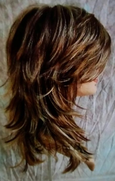 Long Hair With Lots Of Choppy Layers – Google Search | Beauty & Hair In Long Hairstyles With Lots Of Layers (View 3 of 25)