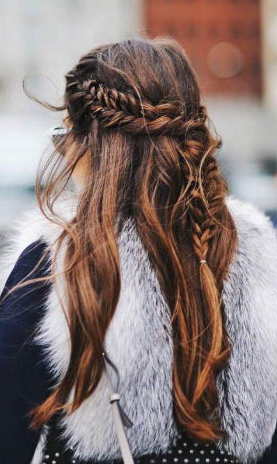 Long Hair Women's Styles : Casual Braids – Fashion Inspire Pertaining To Casual Braids For Long Hair (View 16 of 25)