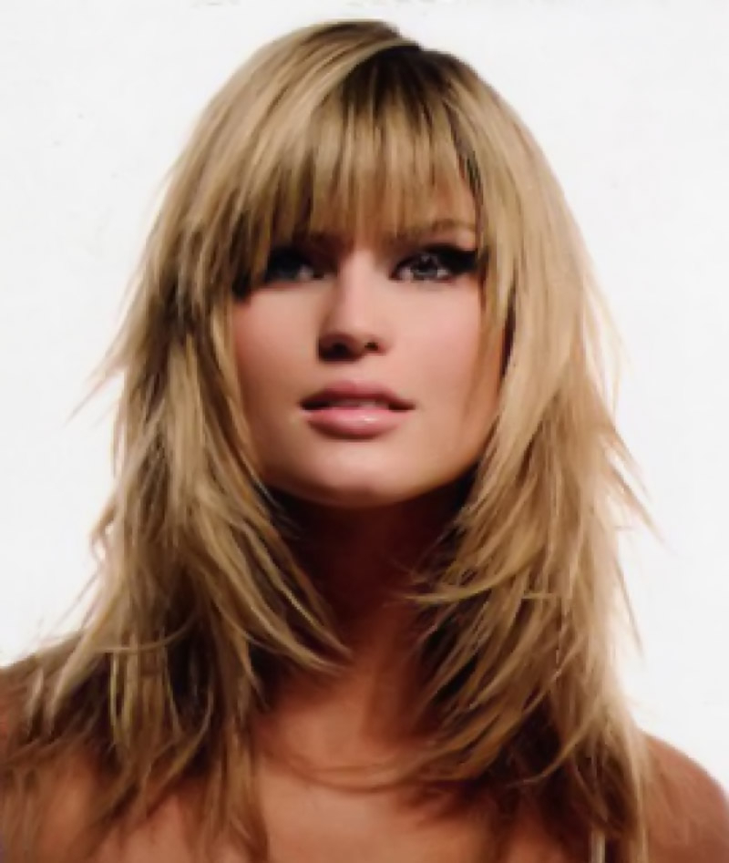 Long Hairstyle For Fine Straight Hair 4 32402 – Hair Fashion Pertaining To Long Hairstyles For Fine Hair (View 17 of 25)