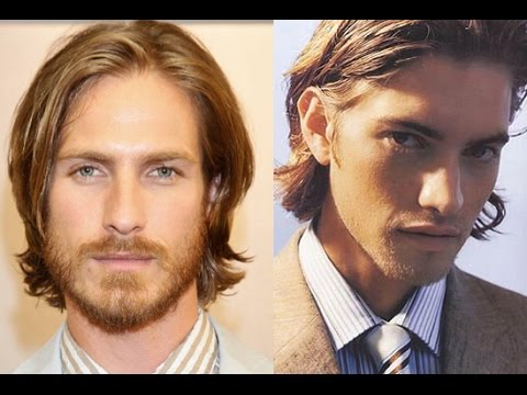 Long Hairstyle For Men With Round Face – Youtube With Regard To Long Hairstyles For Round Face Man (View 17 of 25)
