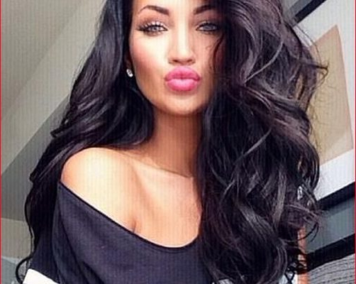 Long Hairstyles 2019 Best Easy Hairstyles Regarding Black Women Long Hairstyles (View 21 of 25)