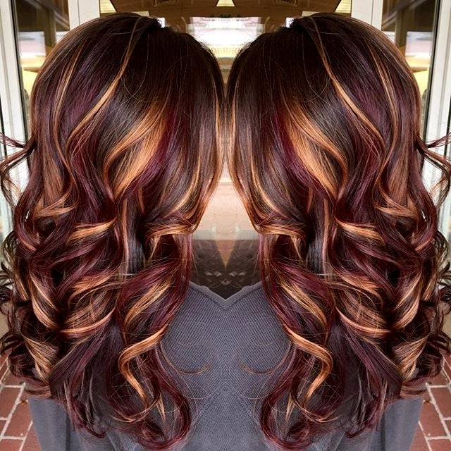 Long Hairstyles And Color And Hairstyle Colours For Long Hair – – 11 Intended For Long Hairstyles And Color (View 3 of 25)
