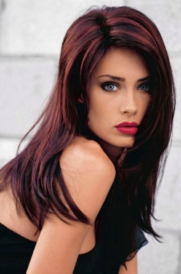 Long Hairstyles And Haircuts – 60 Marvelous Styles Of Long Hair Intended For Long Hairstyles And Highlights (View 15 of 25)