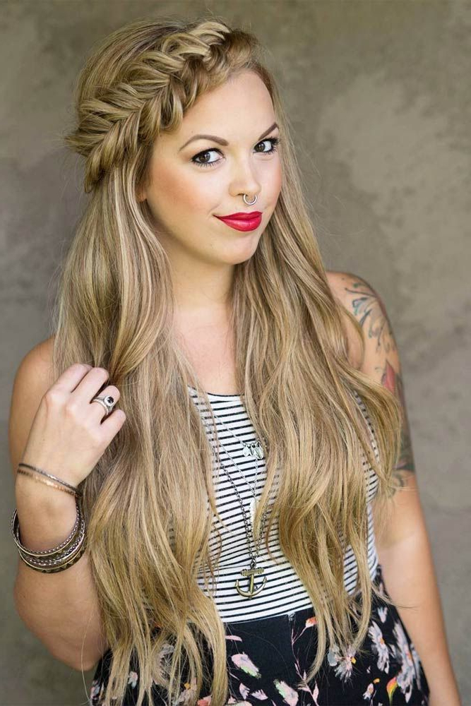Long Hairstyles And Haircuts – 60 Marvelous Styles Of Long Hair Throughout Long Hairstyles (View 16 of 25)