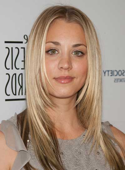 Long Hairstyles And Haircuts For Fine Hair In Long Hairstyles For Fine Hair (View 11 of 25)