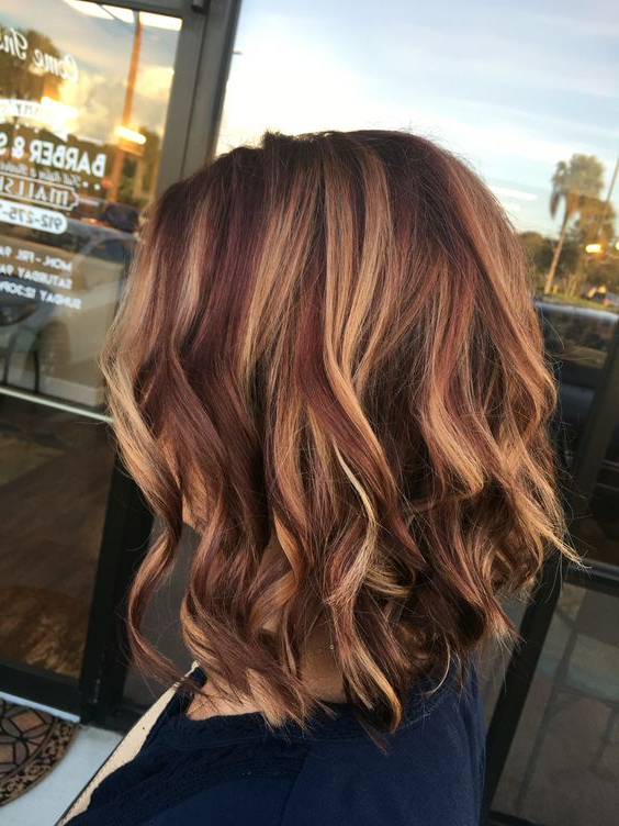 Long Hairstyles Fall Color Women | Hairstyles Regarding Fall Long Hairstyles (View 20 of 25)