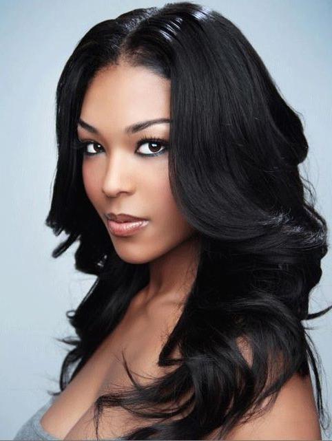 Long Hairstyles For Black Women (10) – Glamorous Hairstyles With Black Women Long Hairstyles (View 6 of 25)