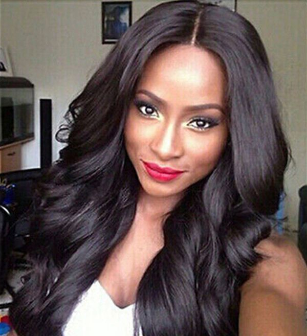 Long Hairstyles For Black Women, Best African American Long Hair For Her Inside Long Hairstyles For Black Females (View 13 of 25)