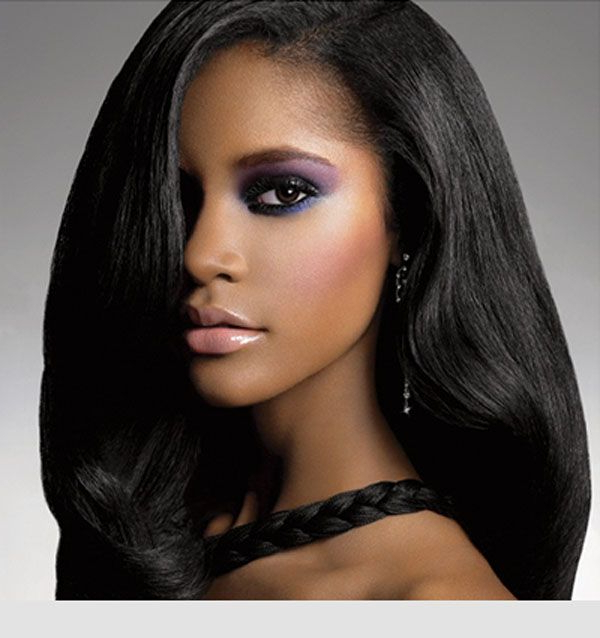 Long Hairstyles For Black Women, Best African American Long Hair For Her Intended For Long Weave Hairstyles (View 19 of 25)