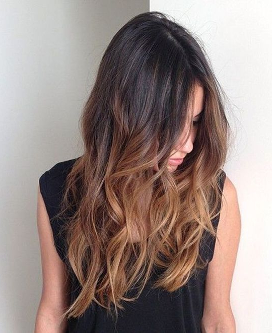 Long Hairstyles For Fall Season | Hairstyles 2017 | Hair Color For Inside Fall Long Hairstyles (View 2 of 25)