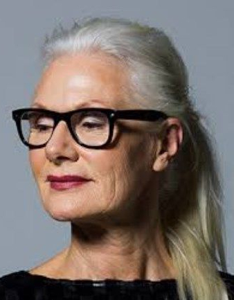Long Hairstyles For Gray Hair With Glasses | Silver Is Sexy In 2019 Inside Long Hairstyles With Glasses (View 24 of 25)