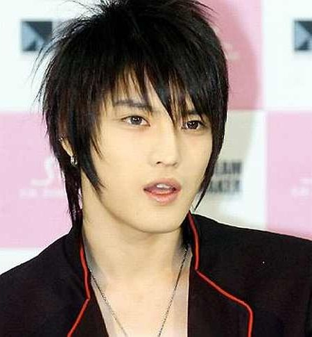 Long Hairstyles For Men – Japanese Asian Hair – Latest Hair Styles With Japanese Long Haircuts (View 9 of 25)