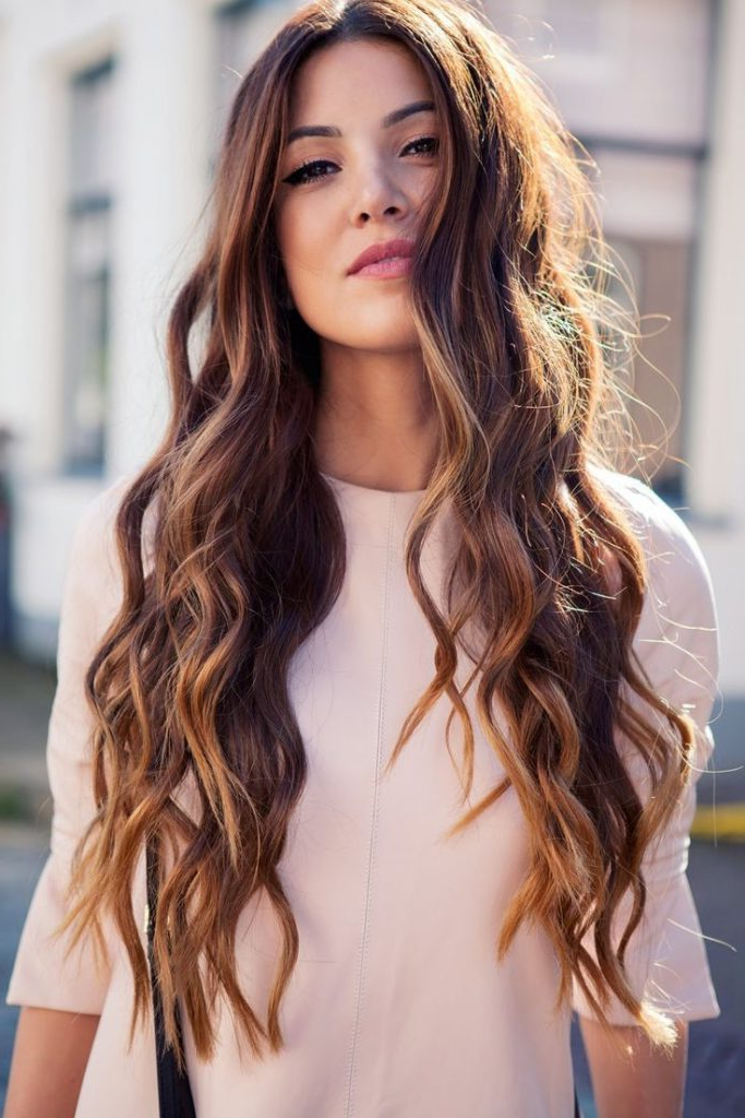 Long Hairstyles For Women Will Make You Stylish Sexy And Chic Regarding Chic Long Hairstyles (View 25 of 25)