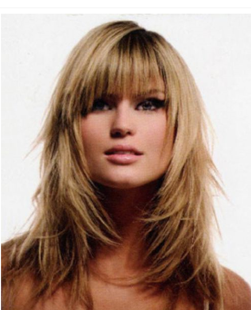 Long Hairstyles For Women With Bangs (92+ Images In Collection) Page 2 Within Long Hairstyles For Women With Bangs (View 6 of 25)