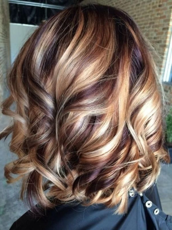 Long Hairstyles Highlights Lowlights Regarding Inviting | Hair Cuts With Regard To Long Hairstyles And Highlights (View 8 of 25)