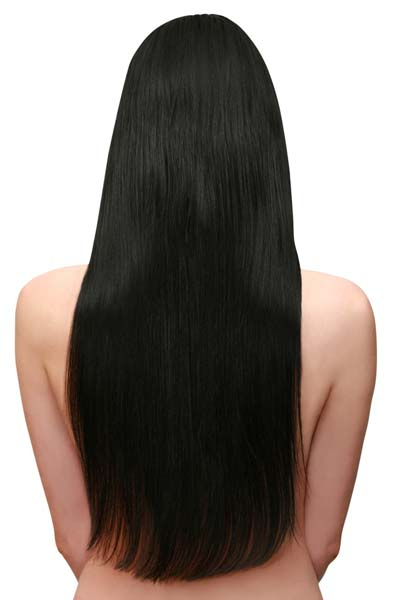 Long Hairstyles: U Shaped, V Shaped Or Straight Across Back? Within Long Hairstyles V Shape At Back (View 9 of 25)