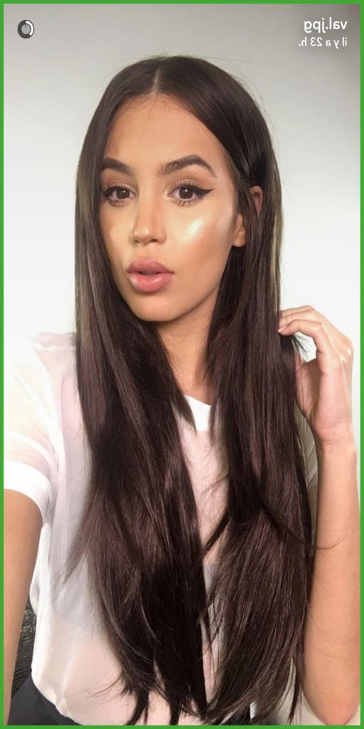 Long Hairstyles V Shape Best Of 42 Charming Decorating Hairstyle For Inside Long Hairstyles Oval Face (View 22 of 25)
