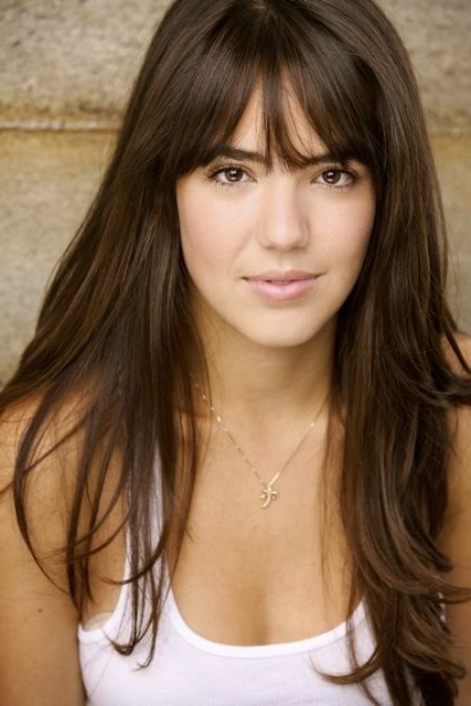 Long Hairstyles With Bangs (22) – Glamorous Hairstyles Pertaining To Bang Long Hairstyles (View 14 of 25)