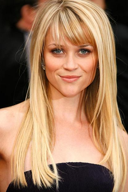 Long Hairstyles With Bangs And Layers For Oval Face – Inspiring Mode For Long Hairstyles Oval Face (View 20 of 25)