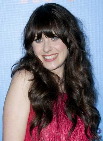 Long Hairstyles With Bangs For Round Faces – Beauty Riot Within Long Hairstyles With Bangs For Round Faces (View 18 of 25)