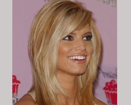 Long Layered Bob Hairstyles Bangs | Sophie Hairstyles – 6169 Within Long Haircuts With Bangs And Layers (View 22 of 25)