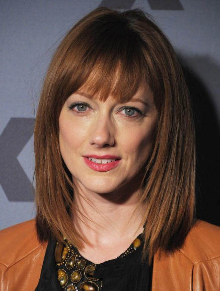 Long Layered Bob Hairstyles With Blunt Bangs – Popular Haircuts For Long Haircuts Layers And Bangs (View 25 of 25)