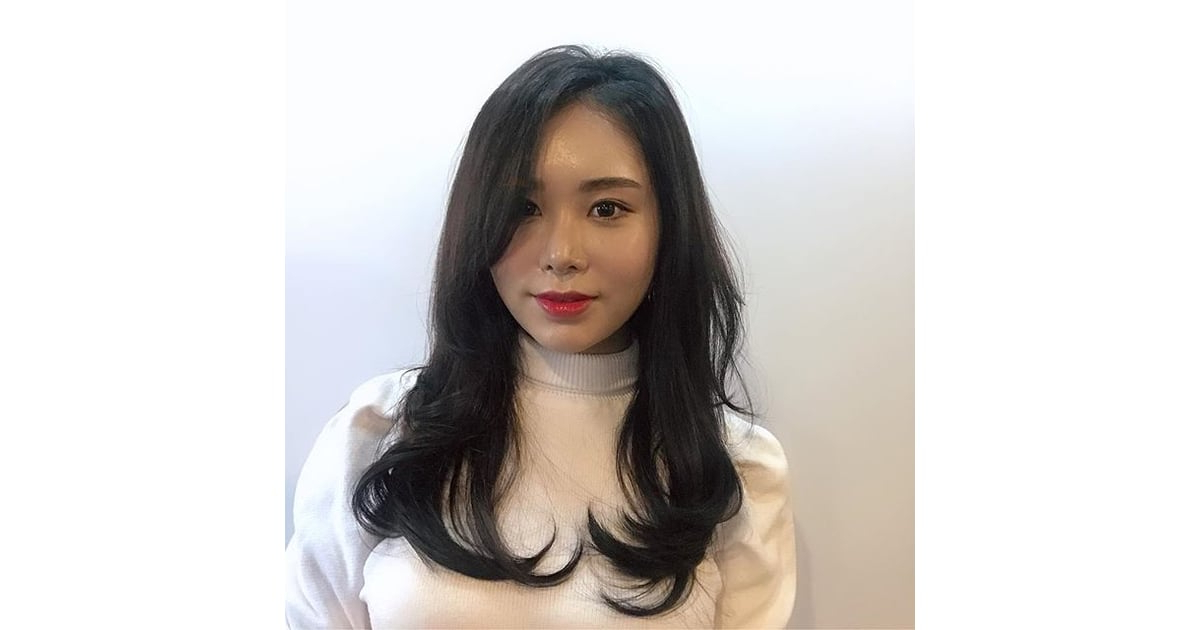 Long Layered Haircut With Side Swept Bangs | Haircut 2019 | Popsugar Intended For Long Haircuts With Layers And Side Swept Bangs (View 16 of 25)