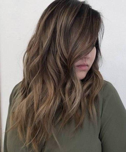 Long Layered Haircuts For Thick Hair 60 Most Magnetizing Hairstyles Regarding Long Layers Thick Hairstyles (View 12 of 25)