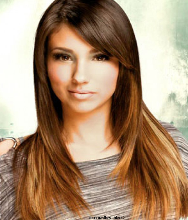 Long Layered Hairstyles With Bangs 2014 | Zquotes Throughout Long Haircuts Layers And Bangs (View 20 of 25)