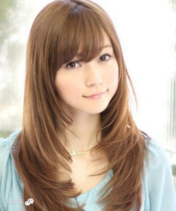 Long Layered Korean Hairstyle With Bangs | Beauty | Hair, Hair Cuts Intended For Long Layered Hairstyles Korean (View 7 of 25)