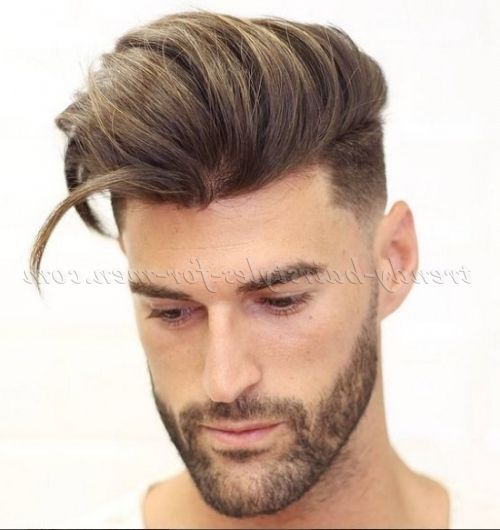 Long On Top Hairstyles – Quiff Undercut Hairstyle | Trendy Throughout Hairstyles Quiff Long Hair (View 14 of 25)