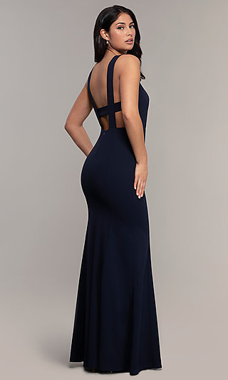 Long Prom Dresses And Formal Prom Gowns – Promgirl For Princess Like Side Prom Downdos (View 8 of 25)