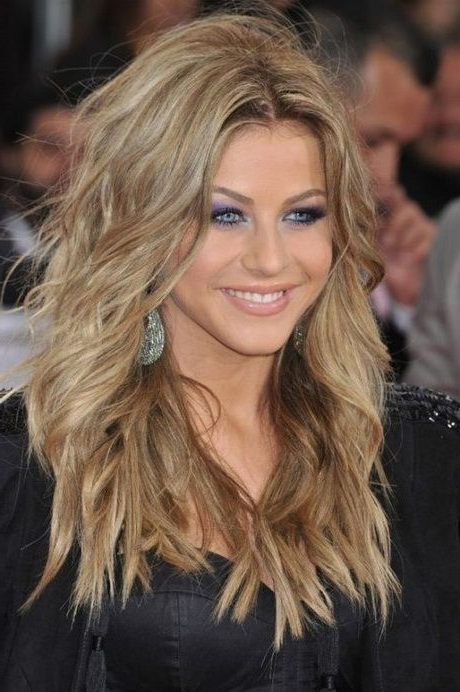 Long Shaggy Layered Hairstyles For 2014 | Hough Wears Her Long Hair For Long Shaggy Layers (View 23 of 25)