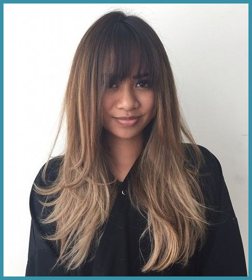 Long Straight Hairstyles With Bangs 222048 50 Cute Long Layered Regarding Cute Long Haircuts With Bangs And Layers (View 25 of 25)