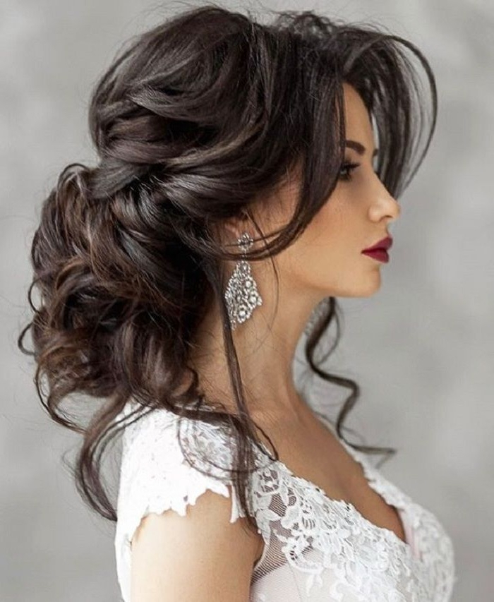 Long Wedding Hairstyles | Brides Wedding Hairstyles | Brides Intended For Long Hairstyles For Brides (View 6 of 25)