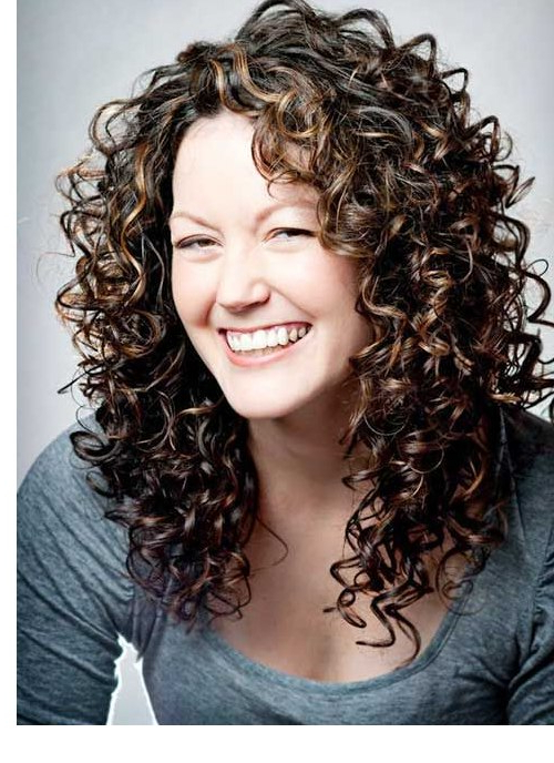 Long,curly Hair Layers – Gray Hair Style Inside Long Curly Layers Hairstyles (View 15 of 25)
