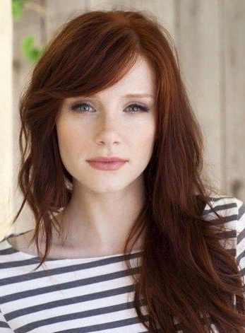 Longer Hairstyles Best Of 50 Gorgeous Side Swept Bangs Hairstyles Regarding Long Hairstyles Side Bangs (View 8 of 25)