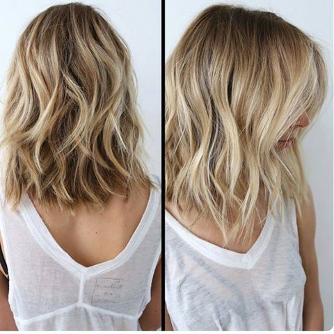 Love This Messy Long Bob … | Hair | Hair … Within Messy Long Haircuts (View 11 of 25)