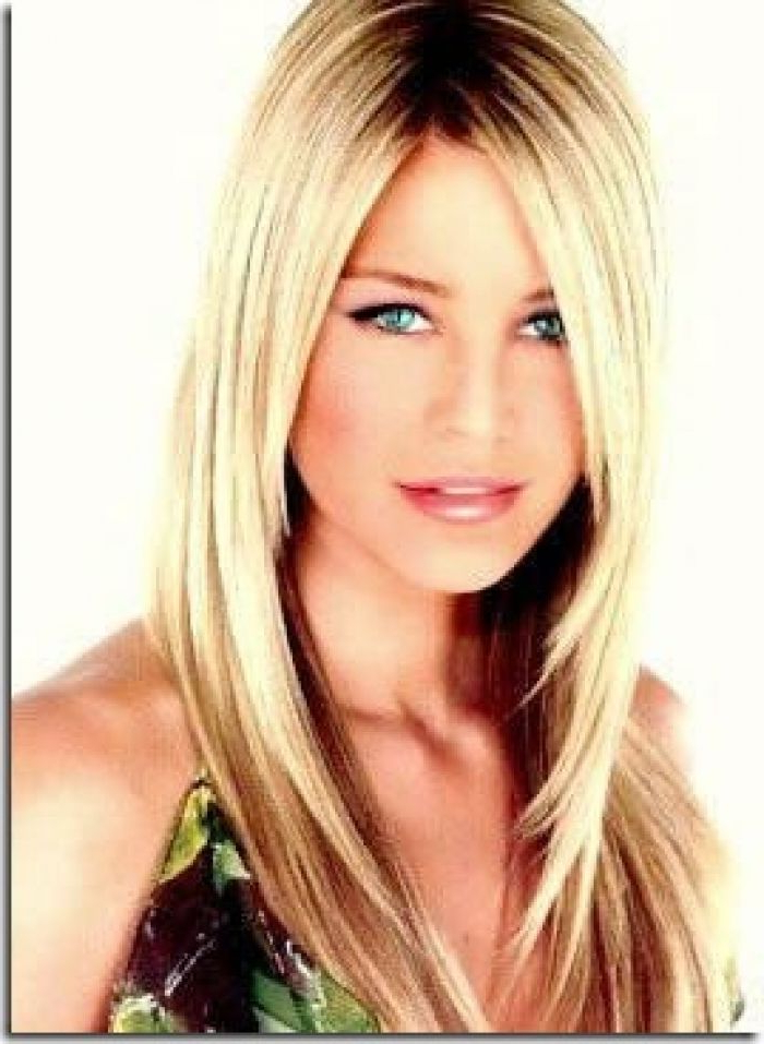 Lovely Hair Styles For Long Fine Hair | Woman Fashion Pertaining To Long Hairstyles Straight Fine Hair (View 2 of 25)