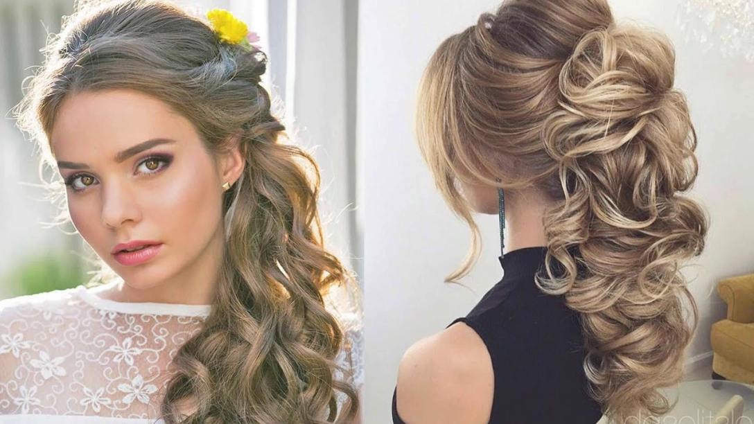 Luxury Mom Hairstyles For Long Hair Gallery Of Long Hairstyles With Elegant Long Hairstyles For Weddings (View 21 of 25)